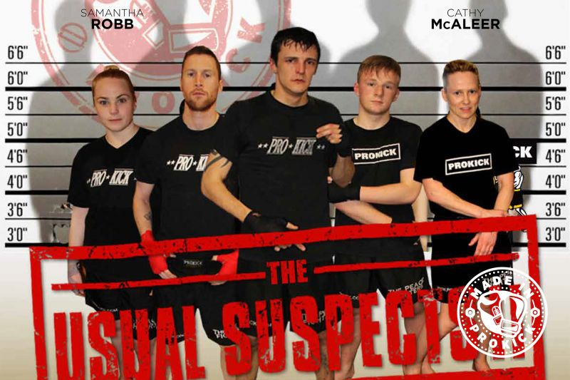 2016 Usual Suspects Poster