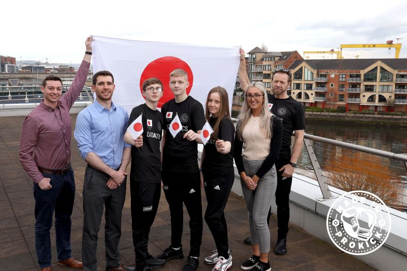 Datactics​ CEO Mr Stuart Harvey has given the go-ahead and teamed up with ProKick, supporting some of the best up and coming talent that the sport of kickboxing has in Northern Ireland.