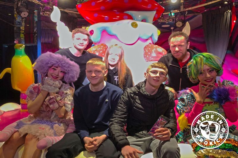 The Kawaii Monster Cafe, The Crazy Interior at Tokyo's Most Peculiar Cafe is in Harajuku, a most see if have the chance to be in Tokyo