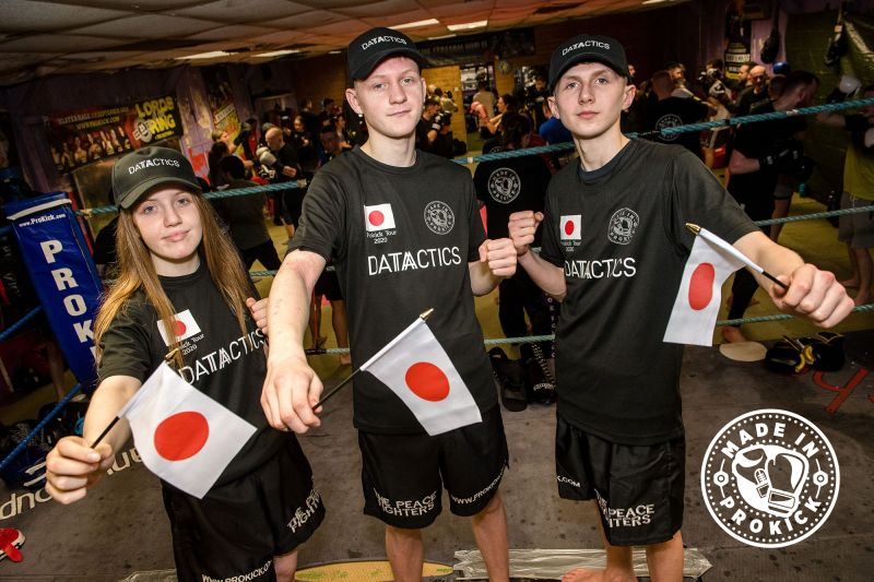 Follow the ProKick team, Grace Goody, James Braniff and Jay Snoddon, on another epic trip to the K1 event in Tokyo, Japan. The BIG Fights are this Sunday 15th March 2020. Watch them LIVE.