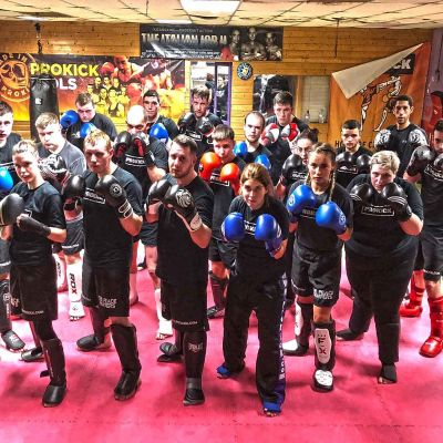3rd Week Sparring of beginners sparring was 17th JAN 2018