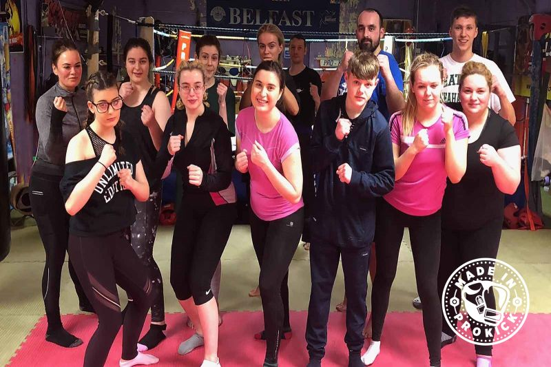 This was the 5th new Beginners Course to kick-off in 2018 at the ProKick gym