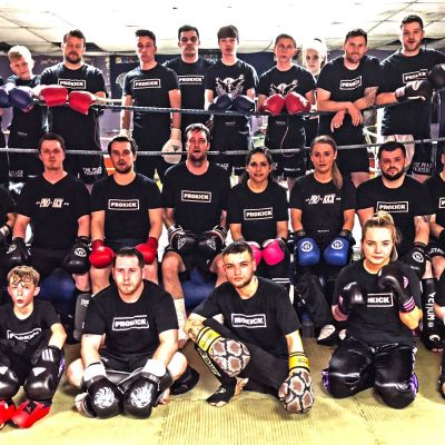 6th Dec New Sparring Class week 4