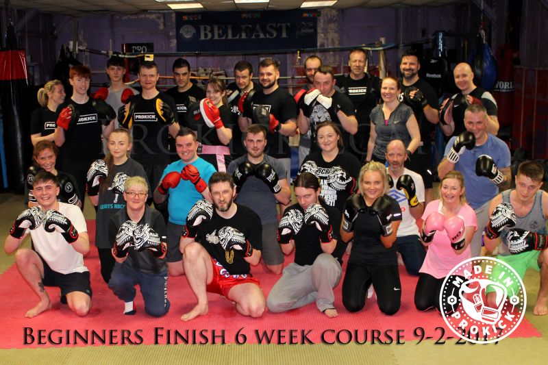 ProKick Course Ends Feb 2017