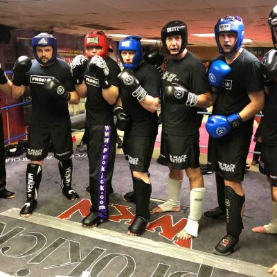 Top Guns at the beginners Sparring 6th Week Ends 20th DEC 2017