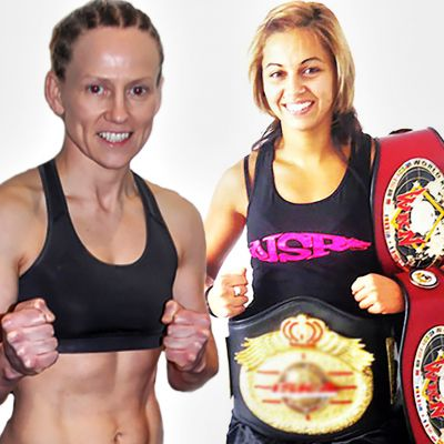 Cathy Mc Aleer Vs Amel Dehby