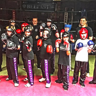 Friday 13Th Oct - the ProKick Kids Malta team