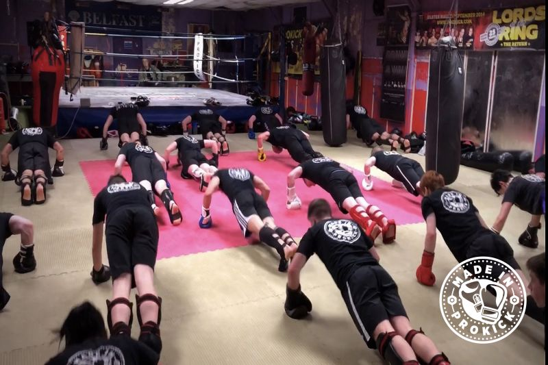 Want a work-out can't wait to get back at it!? Then here it is, Friday 28th at the ProKick Gym is OPEN