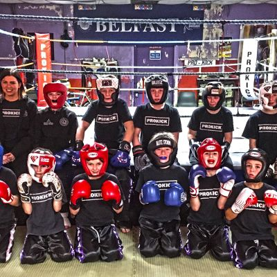 Friday Malta Sparring Kids team - 6th October just 3 weeks to go.