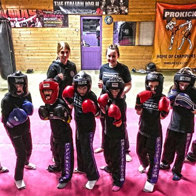 Friday Sparring Kids 7th July