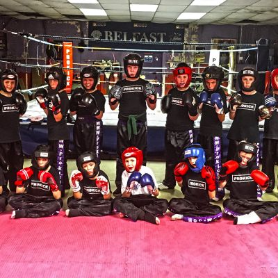ProKick Kids getting ready for Malta Kids 18th Aug