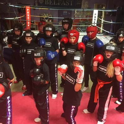 Friday Kids Sparring - Malta Team 11th Aug