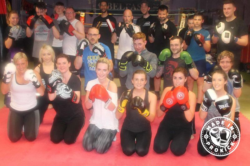 ProKick Beginners Finished May 17th 2017