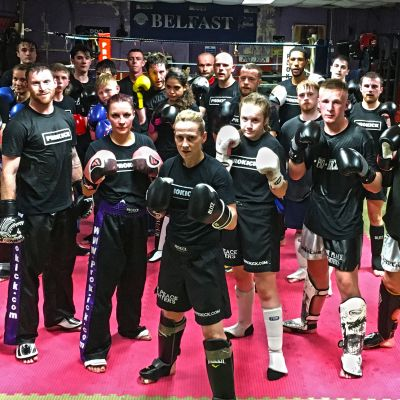 New Fighters Class every Wednesday at 6pm