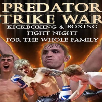 The #ProKickteam were in Fraserburgh, Scotland on Saturday 23rd March 2019 at the night of Predator Strike Wars. The ProKick team of five traveled to Mr Albert Ross & Fraserburgh Fitness centre fight-night.