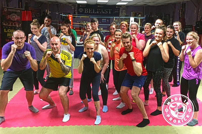 Prokick New Beginners started Mon 21st August