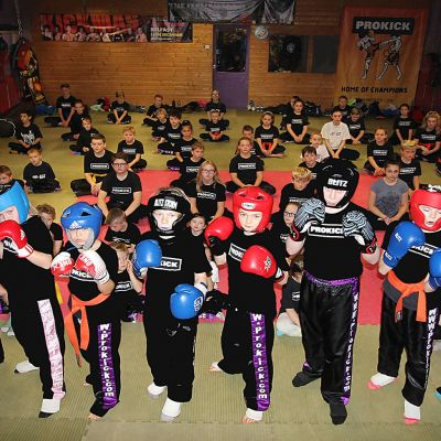 ProKick Saturday Kids class 14th October
