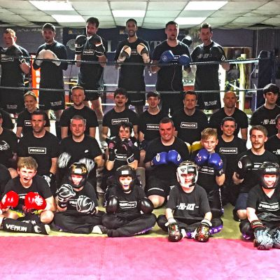 Week 2 of a new Sparring Course 11th Oct