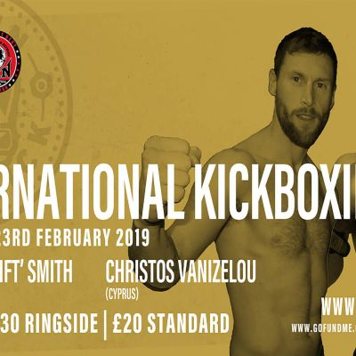 Weigh-in Results ProKick Home show 22nd Feb 2019 :  International Professional WKN K1 Style 3x3 70kgJohnny Smith 70kg (Bangor, NI) Vs 71.9 Christos Venizelou (Cyprus)