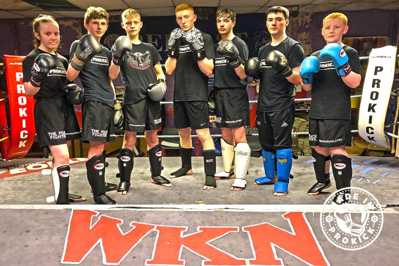 Here's #TeamProKick 'Next Generation' of up-and-coming stars - The Next Evolution.  Saturday 23rd FEB 7pm #StormontHotel #Belfast