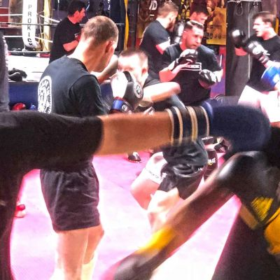 The last Action from the last Week Sparring at ProKick Gym 7th FEB