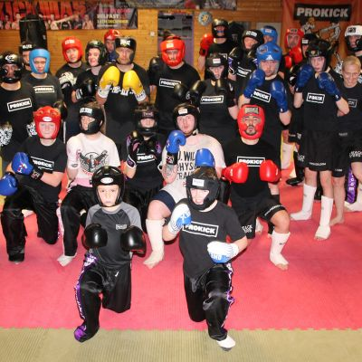 Beginners Sparring Class 5th July 2017