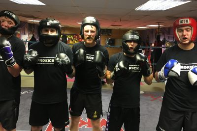 Beginners Sparring Class kicks off again 2nd JAN 2019