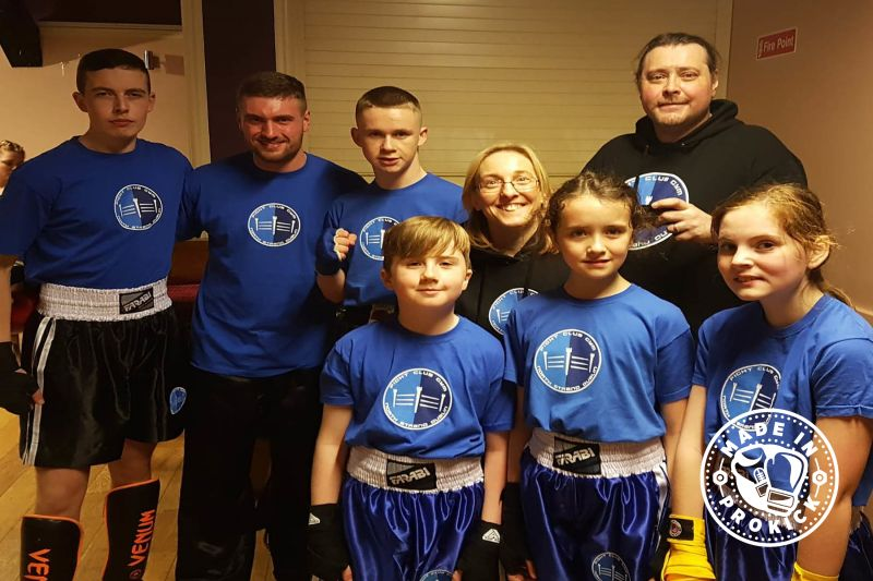 FightClub Dublin will be back in Belfast when they bring young Kids for Light-Contact and seniors for Full-Contact