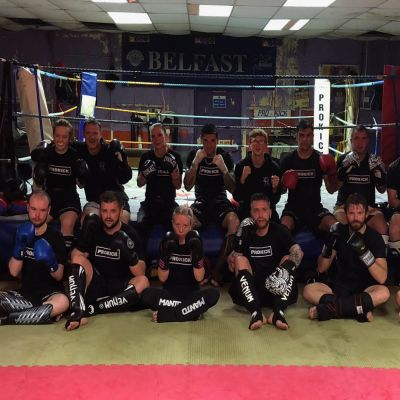 Fighters and new Fighters back in July 18th - just ready for the next event
