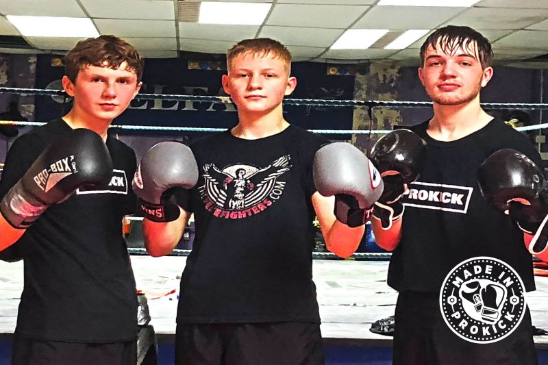 Two fighters are confirmed for Sunday afternoon's event at the Delacroix - Joshua Madden & Jay Snodden are on the card with Matthew Kerr and James Branniff are waiting to be matched.