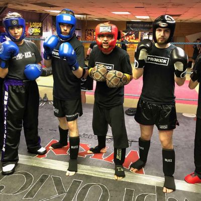 Group No.3 non-stop Sparring session and everyone had a couple of rounds in the ring