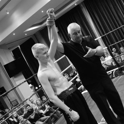 James Braniff gets his first Full-Contact win when he faced Jack Anderson of (Dungannon)