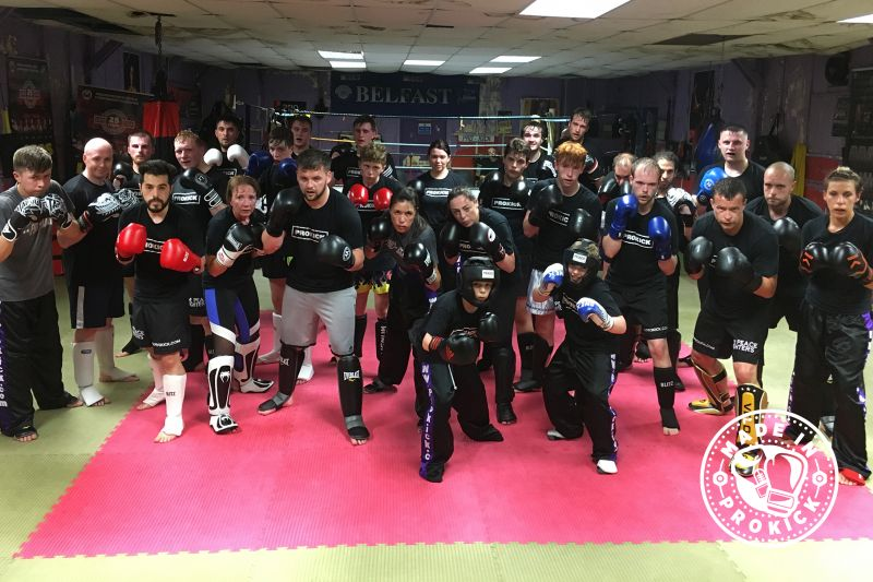 ProKick June 28th Sparring