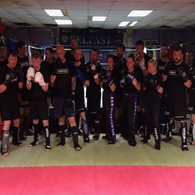 July Sparring Course/Class back on the 18th July 2018