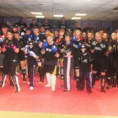 New ProKick beginners Sparring Week No 3