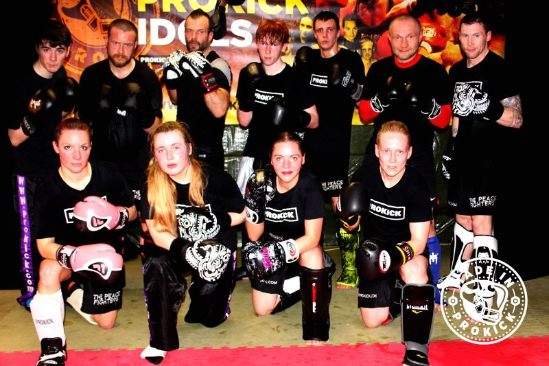 ProKick Fighters who are on the next Show