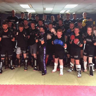 ProKick Wednesday Sparring class - the next Generation of sparring class training on May 30th at the ProKick Gym Belfast