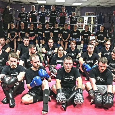 New Sparring Class Week3 18 Oct